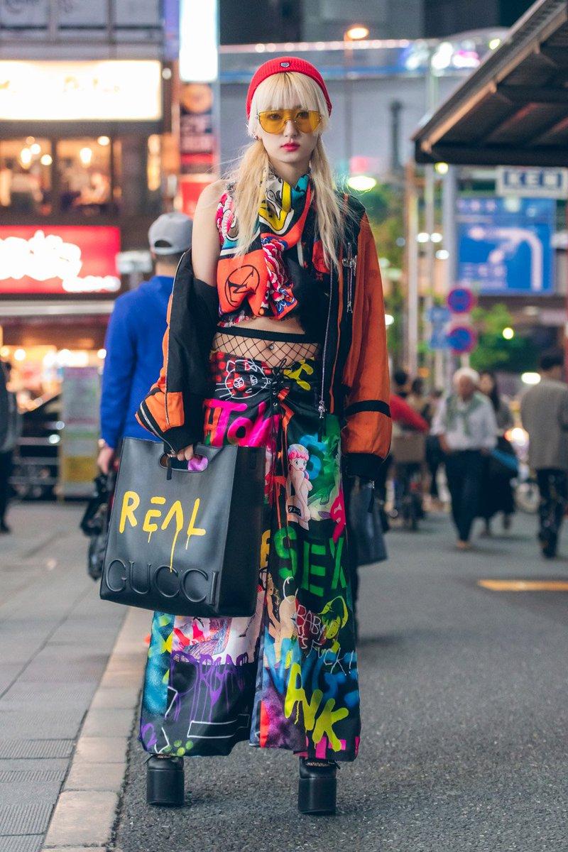 "Tokyo Fashion On Twitter: ""Harajuku Street Style"