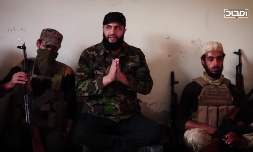 #HTS : New video shows Jolani in one piece despite #Russia&#39;s claim to have nailed him in an airstrike.  https://www. youtube.com/watch?time_con tinue=1&amp;v=y5InjhbSDWE &nbsp; … <br>http://pic.twitter.com/7A7g5ik2MK