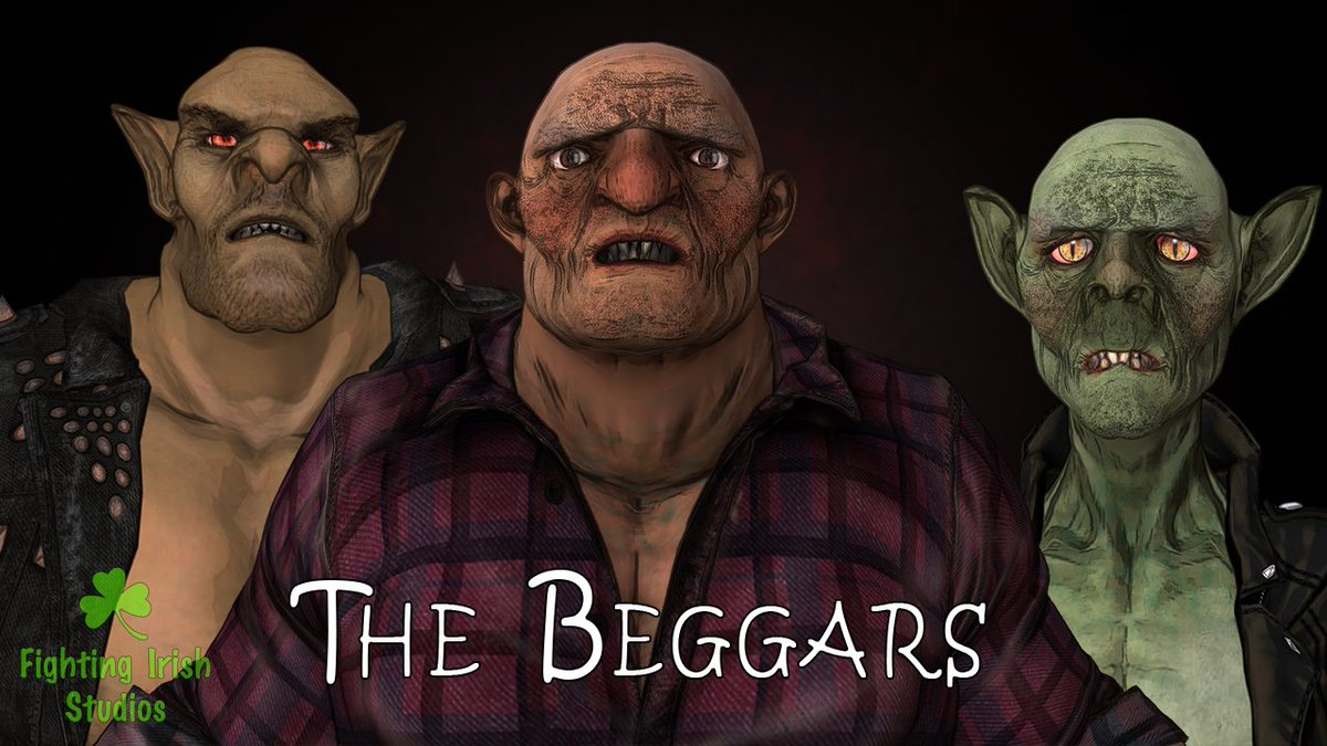The Beggars: Graphic Novel #indiegame #indiedev #gamedev #FIS_Games  #videogame #gaming #pcgaming  http:// fightingirishstudios.com/2017/10/18/the -beggars/ &nbsp; … <br>http://pic.twitter.com/9pVlA301tk