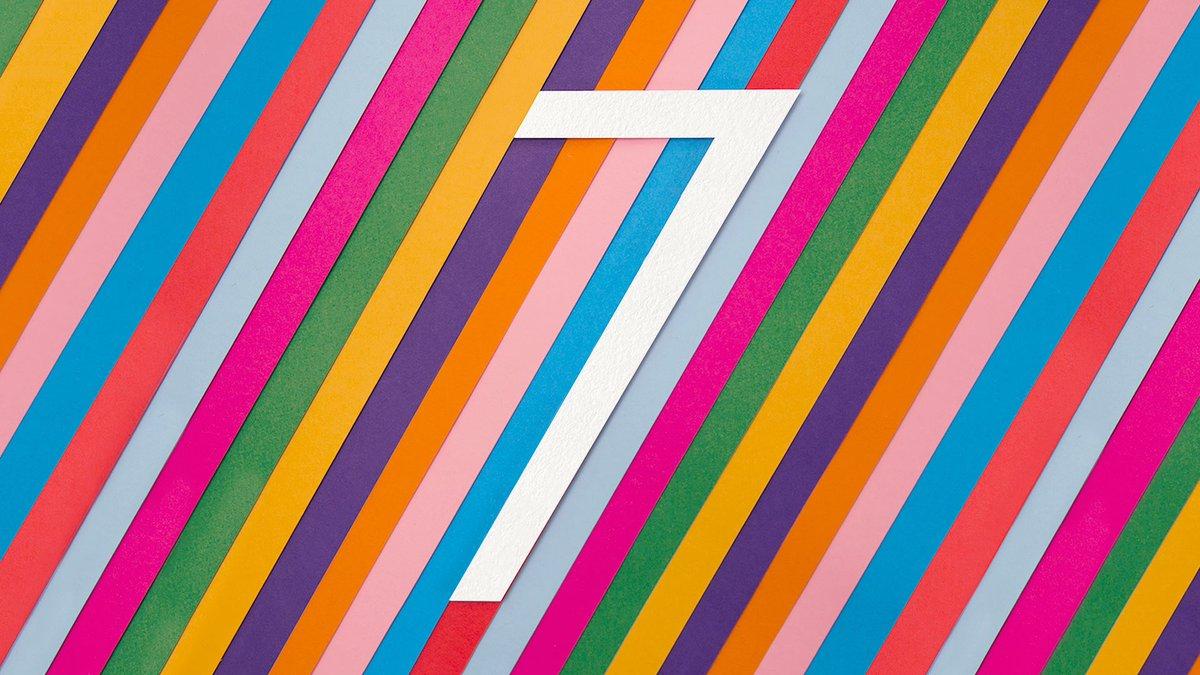 #TwitterYıldönümüm 7 (yedi yazıyla) çocuk olsa şimdi tweet yazmak yeri...