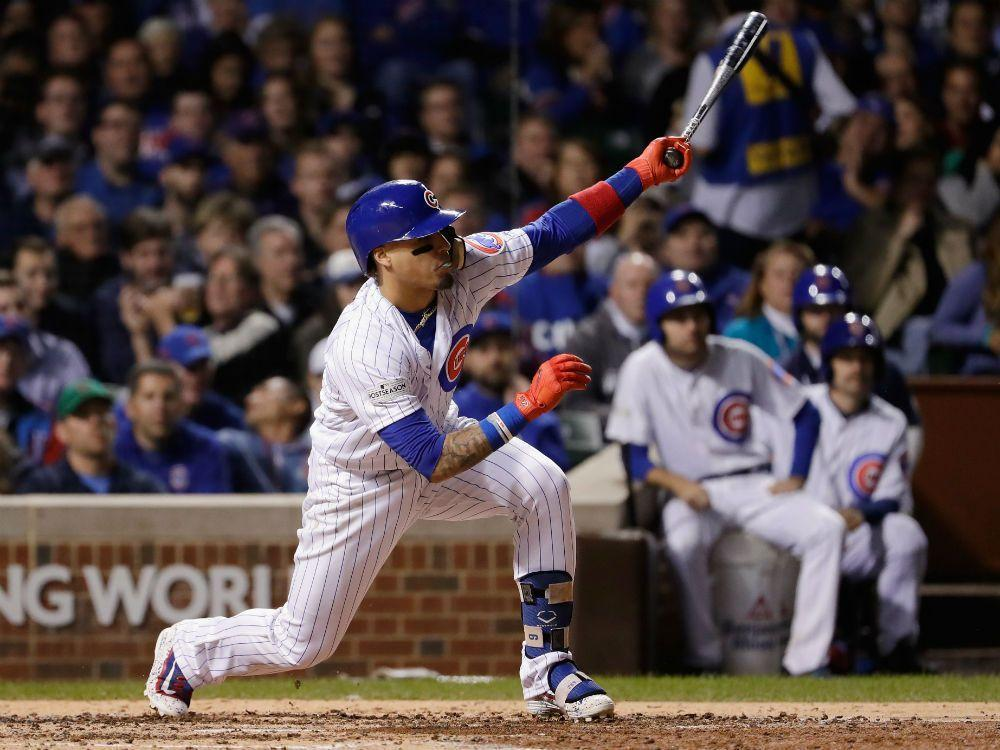 Chicago Cubs live to play another day in NLCS by holding off Los Angeles Dodgers 3-2 https://t.co/9cWI2ZnWxS