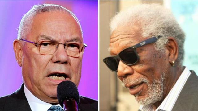 "Morgan Freeman to Play Colin Powell in New Biopic Directed by 'Marshall""s Reginald Hudlin  https://www. dub.io/tw/32448559  &nbsp;   #morgan <br>http://pic.twitter.com/xeC26mAaf0"