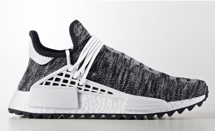 c57835f02 Pharrell s Human Races are returning this November! Black and White