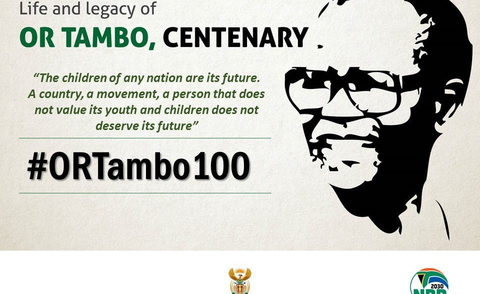 President Zuma to Unveil Life-Size Statue of OR Tambo #ORTambo100  https://t.co/SMCjmNtZoA #SouthAfrica