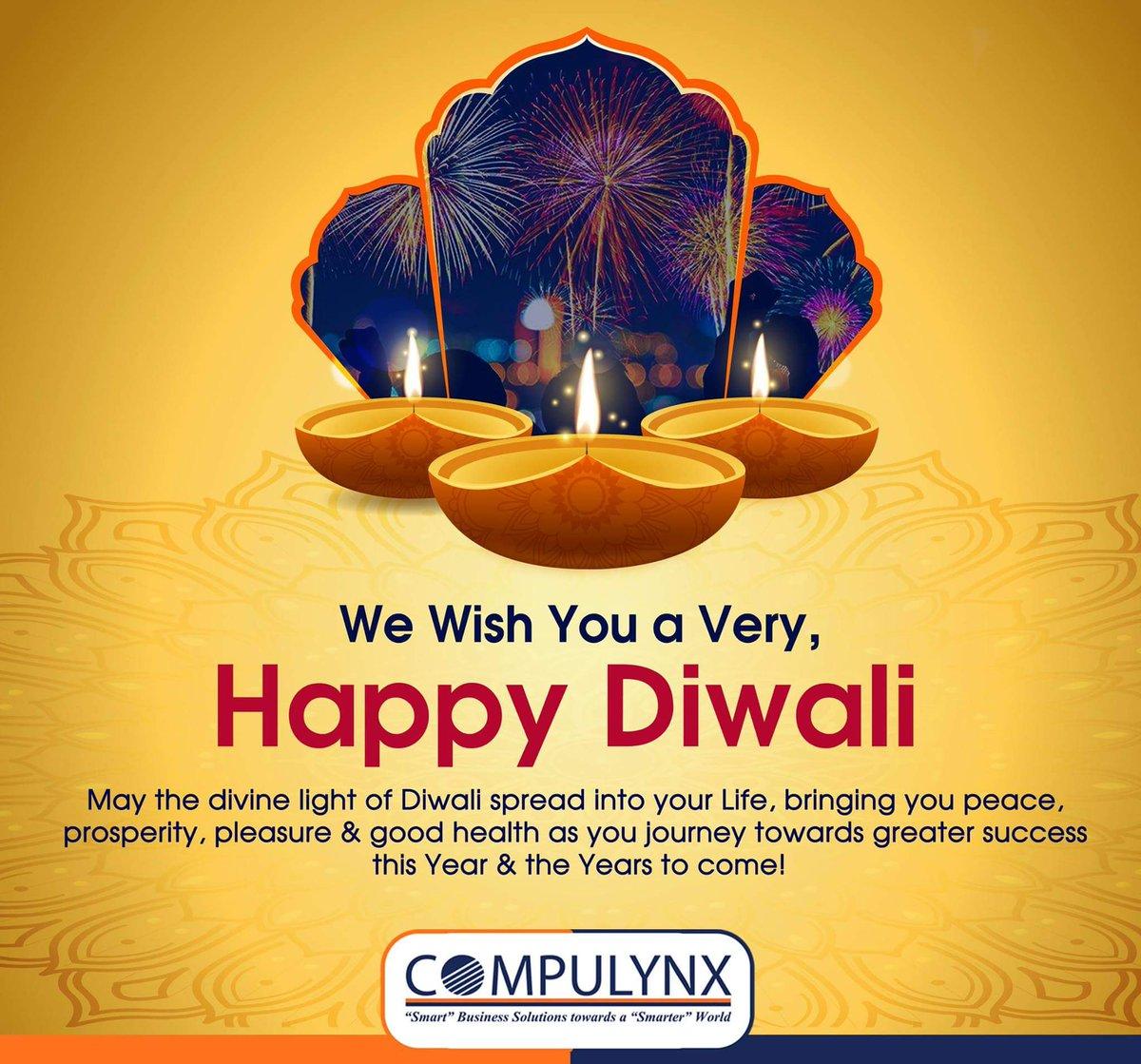 Compulynx On Twitter Compulynx Wishes Everyone A Happy Diwali