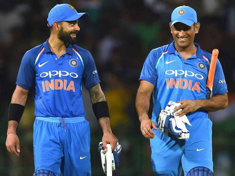 MS Dhoni reveals reason behind this tradition he started which Virat Kohli continued  Read: https://t.co/T1JyKj6jkc