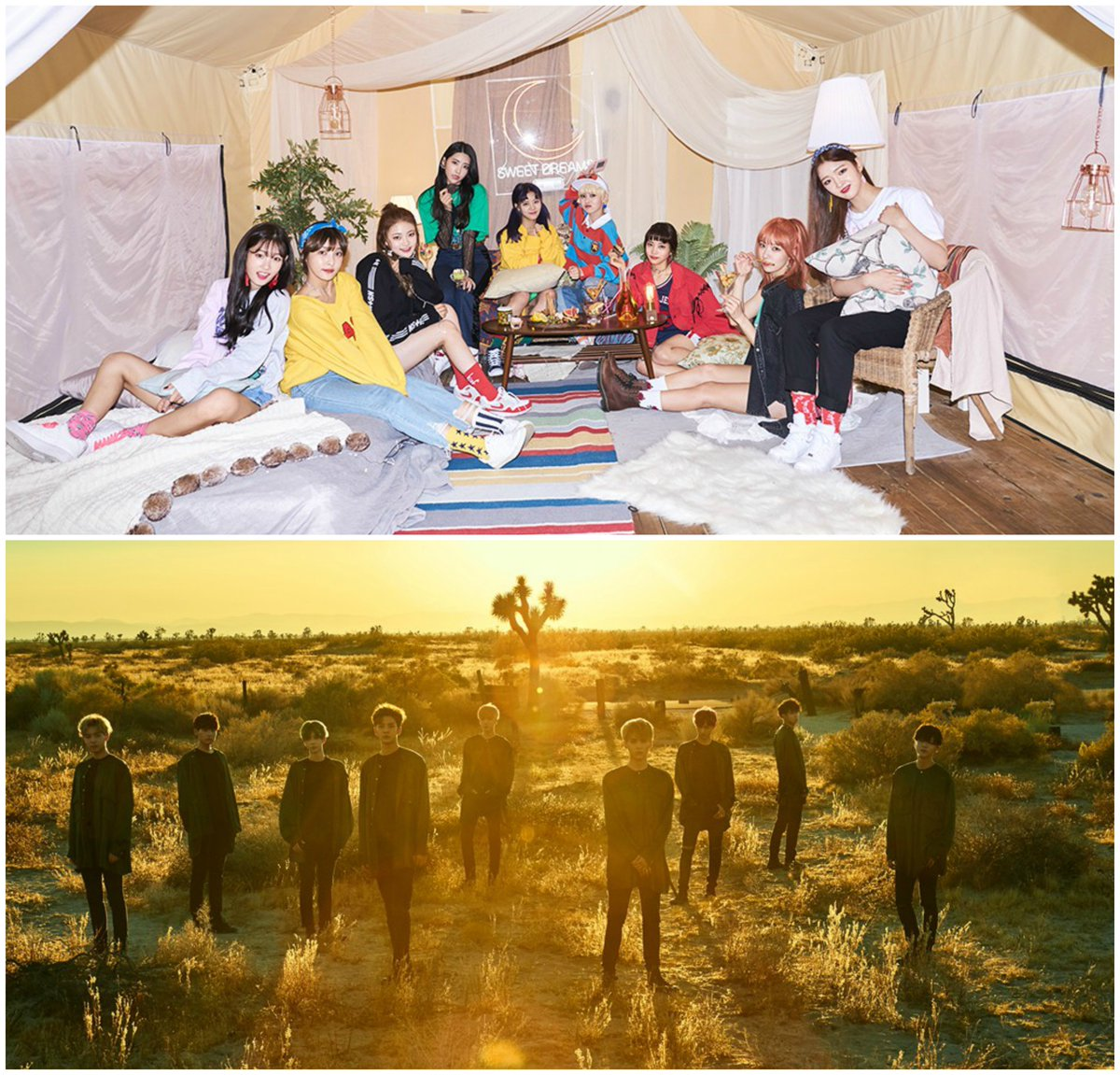 [#MCOUNTDOWN] Coming Up Next: @dia_official vs @SF9official vs #BolBBalgan4!  Whose stage is ur fav.?  Watch on-air http:// bit.ly/2yyP3ho  &nbsp;  <br>http://pic.twitter.com/7bKVTY9mz4