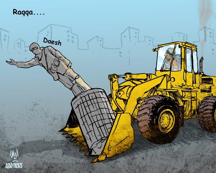 Arab News #Cartoon by Mohammed Rayes @mo...