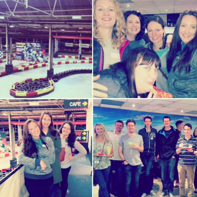 Pizza &amp; Go Karting, what more do you need @bwbconsulting #environment #groupday #teambuilding #greatplacetowork #happythursday <br>http://pic.twitter.com/s7v3u8pyAv