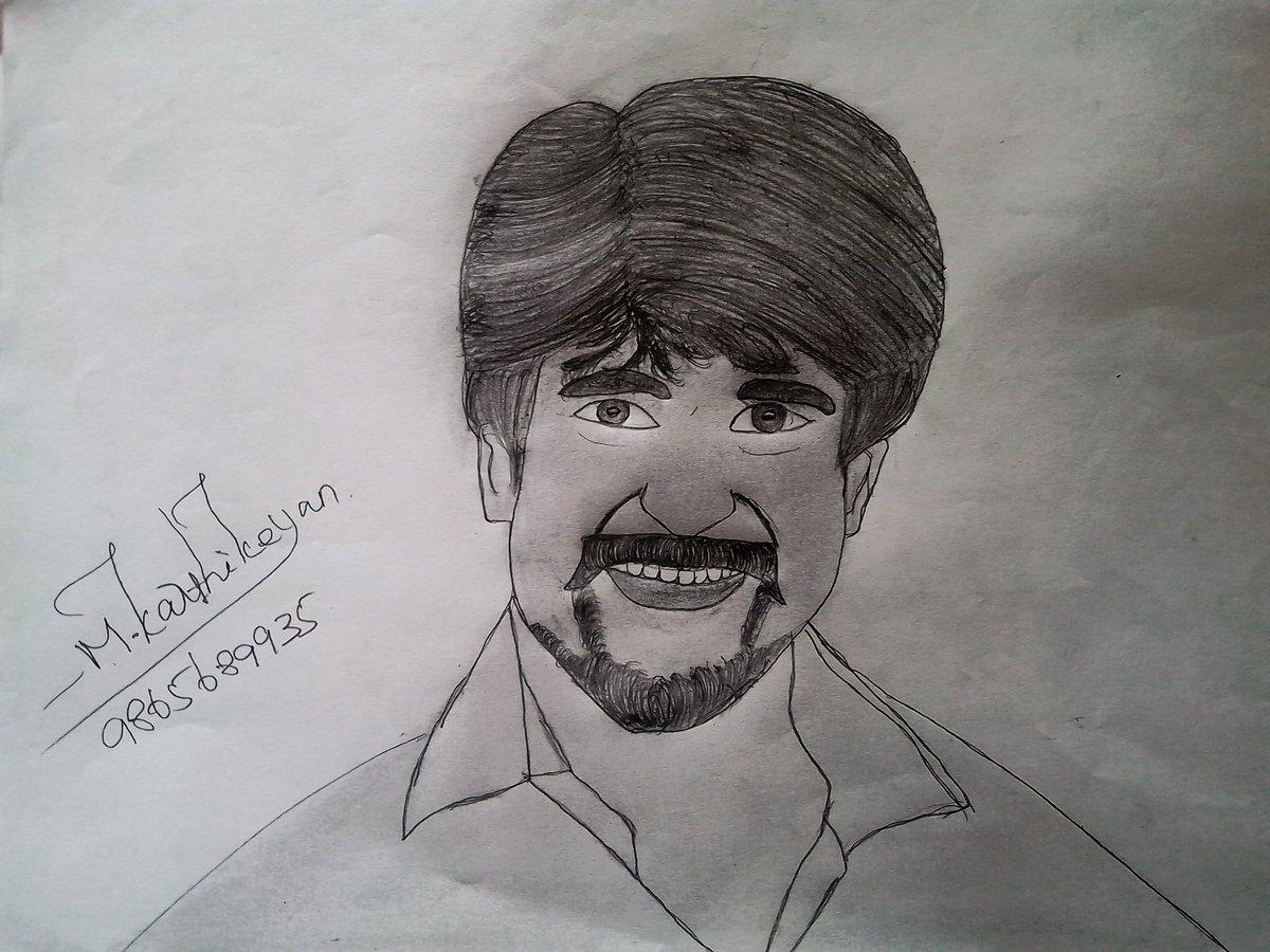 Karthikeyan drawing