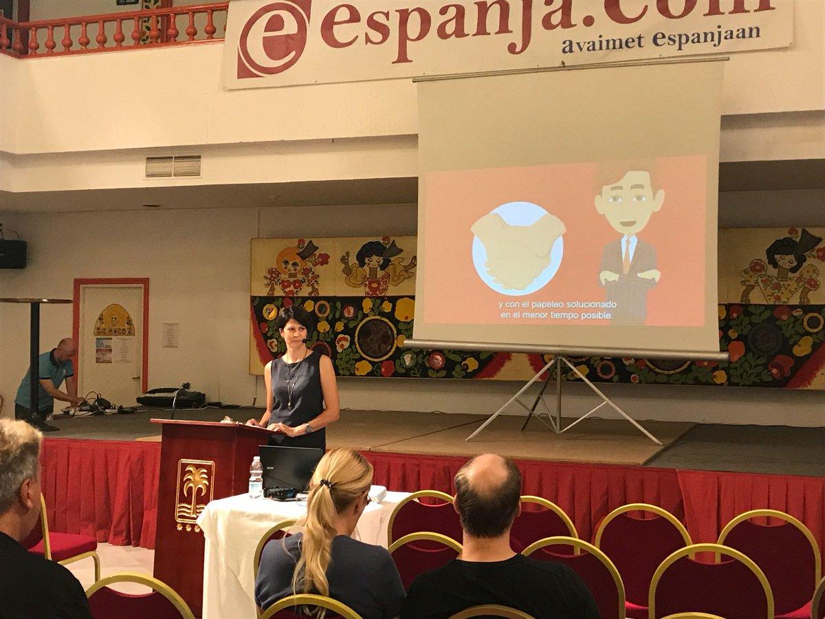 Gestoria Bravo On Twitter Espanjacom Asuntomessut 19 10
