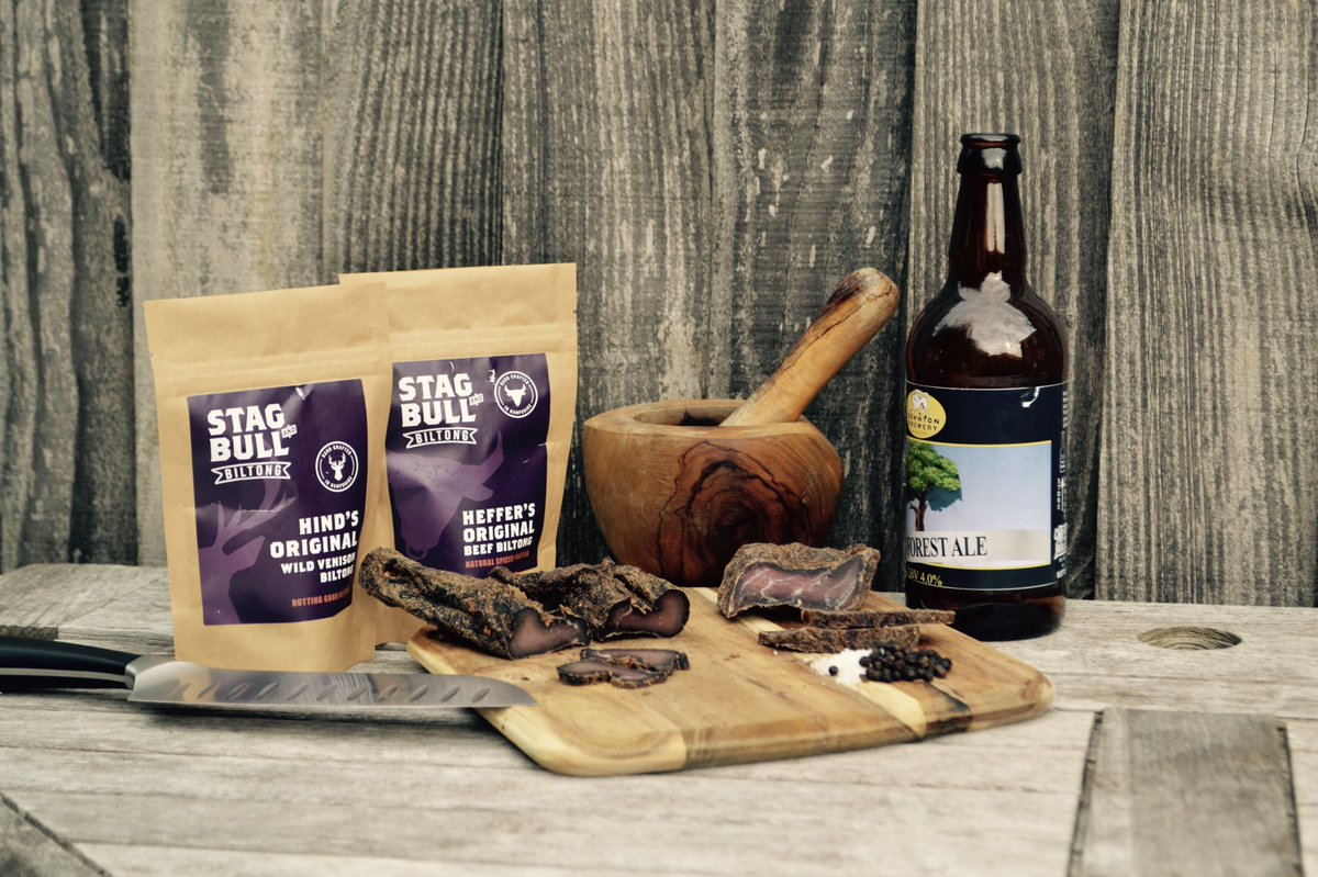 Prep for @DowntonBrewery Beer and Biltong night. This Friday. #ruttinggoodbiltong  #NewForest #local #Biltong<br>http://pic.twitter.com/db5idBmmJa
