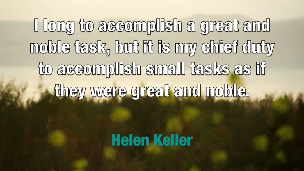 Helen Keller&#39;s Words Of Wisdom For Achieving Joy #Inspirational #Quotes #Inspiration #Motivational #Quote #Achieve #SUCCESS #Motivation #RT<br>http://pic.twitter.com/MprpSob2tV