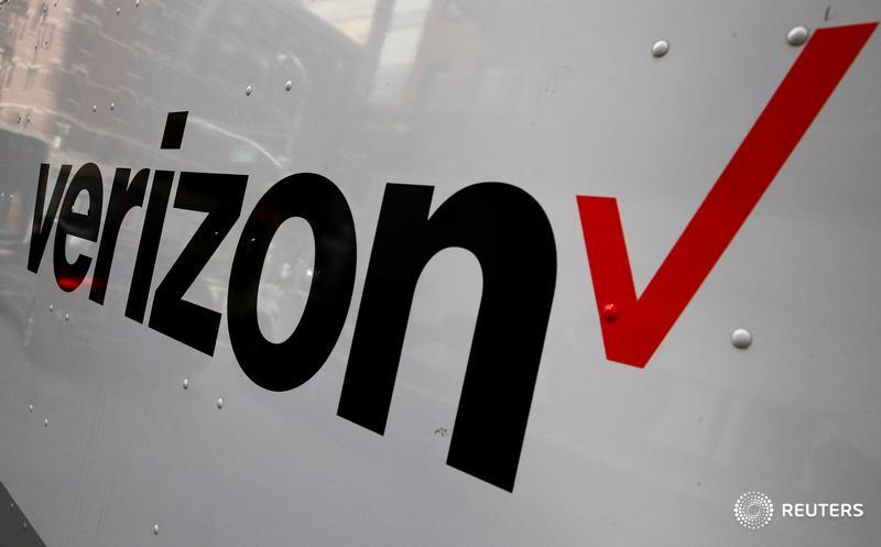 JUST IN: Verizon $VZ  shares rise 1.4 pe...