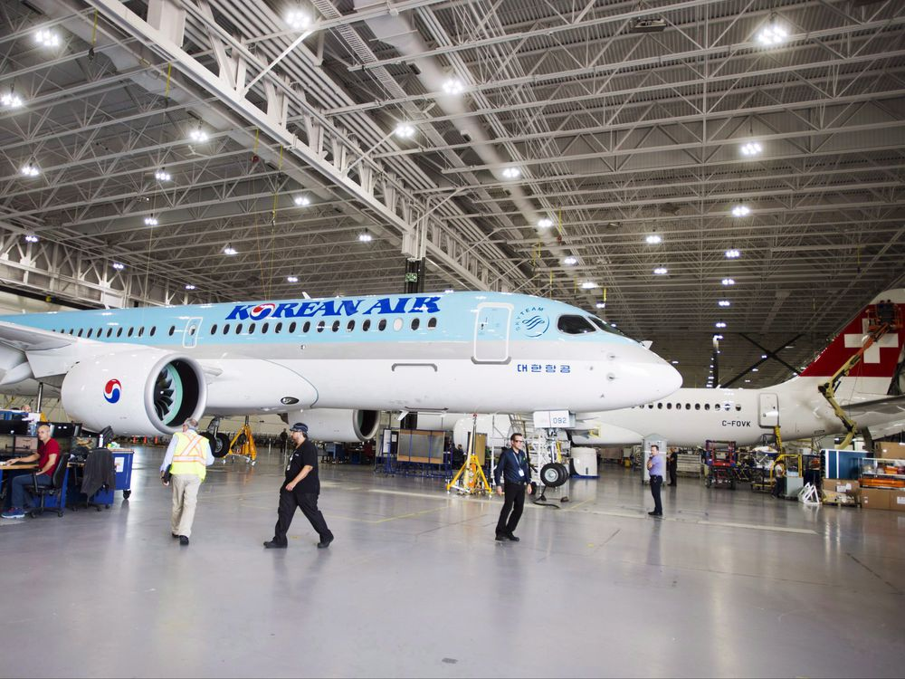 20171019: Neil Mohindra: After the death of Energy East, it's time we put an end to Bombardier jets