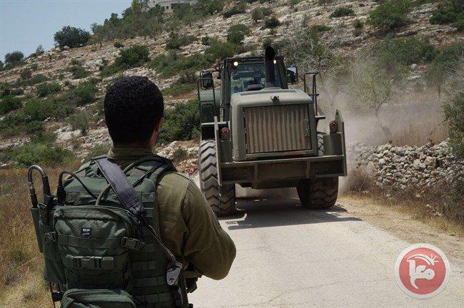 Israeli forces demolish Palestinian structures across Hebron district https://t.co/GRz3maL7zp