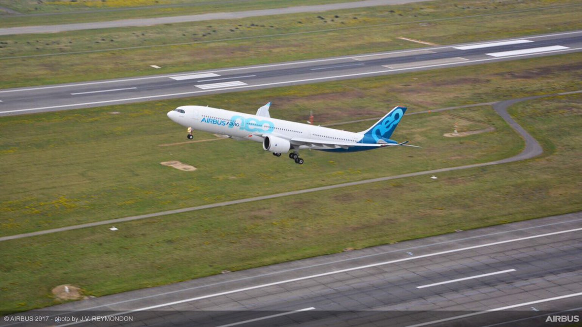 And... we have a take-off! 🛫 #A330neo #A330neoFF