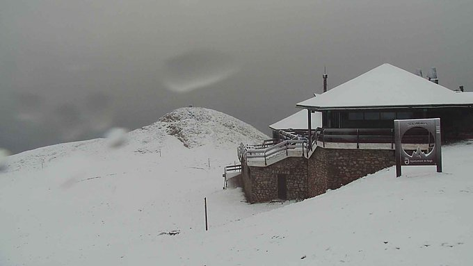 Ronda de webcams actualizada con las recientes nevadas [WEBCAMS] cortesía de @infonieve en https://t.co/m3rC30J5so
