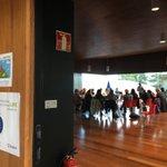 Se inicia taller deliberativo Matriz Azul Plan Director #InfraestructuraVerde #Zaragoza #pdivz @zaragoza_es con gran afluencia #life25natura