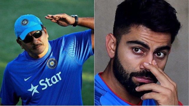 Ravi Shastri highest paid cricket coach but Virat Kohli is not highest paid cricketer  Read: https://t.co/JOpcAVy43h