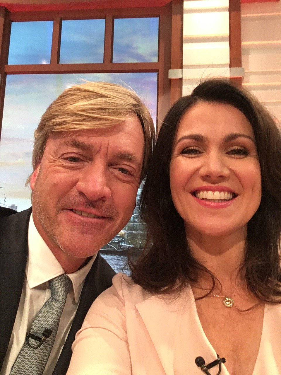 Thanks @richardm56 for keeping me company this week 👍🏼@gmb https://t.co/vKPfxrDY3R