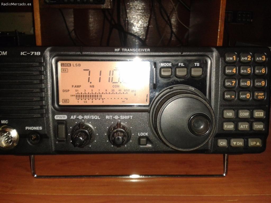 Icom ic 718 manual