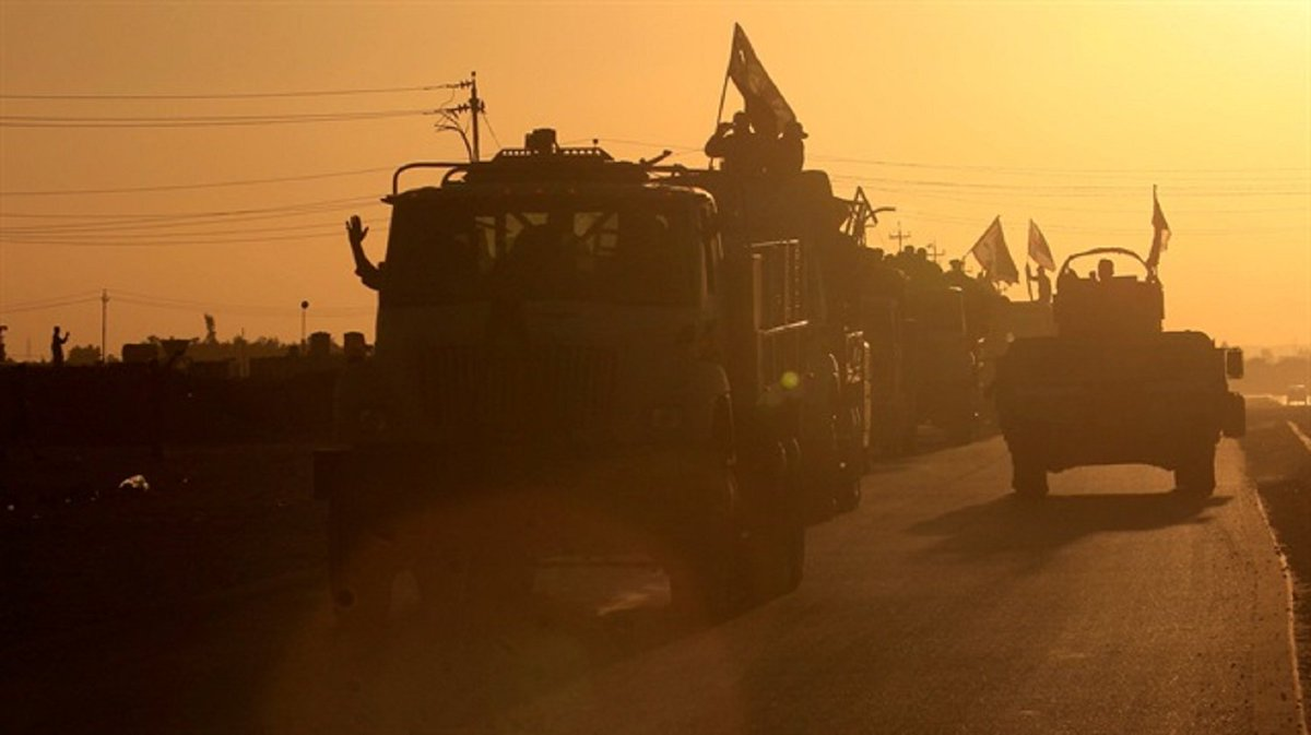 #Iraqi forces clearing way for #Ovaköy b...