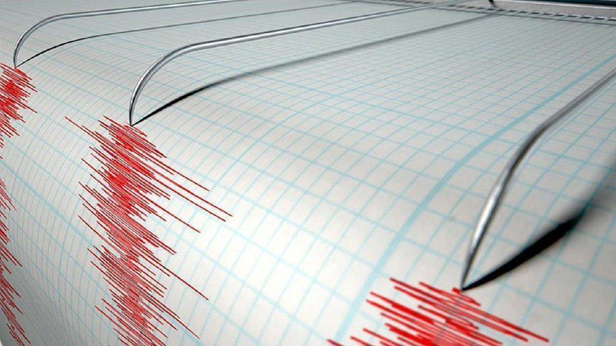 #Earthquake of magnitude 6.1 strikes off...