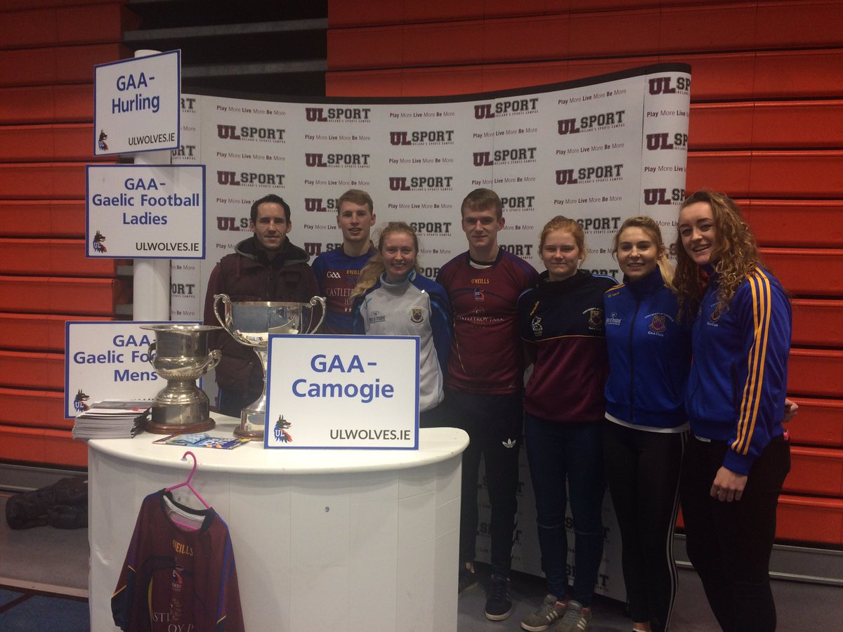 If you&#39;re attending the @UL Open Days, come down to the Sports Arena to meet some of our players and have a chat! #ThinkBigATUL #StudyAtUL<br>http://pic.twitter.com/oeakQqyDjD