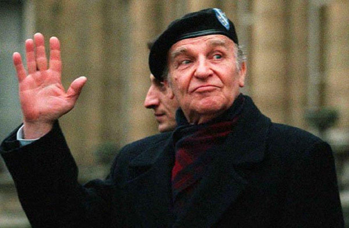 #Bosnia's first president: 'We will not...