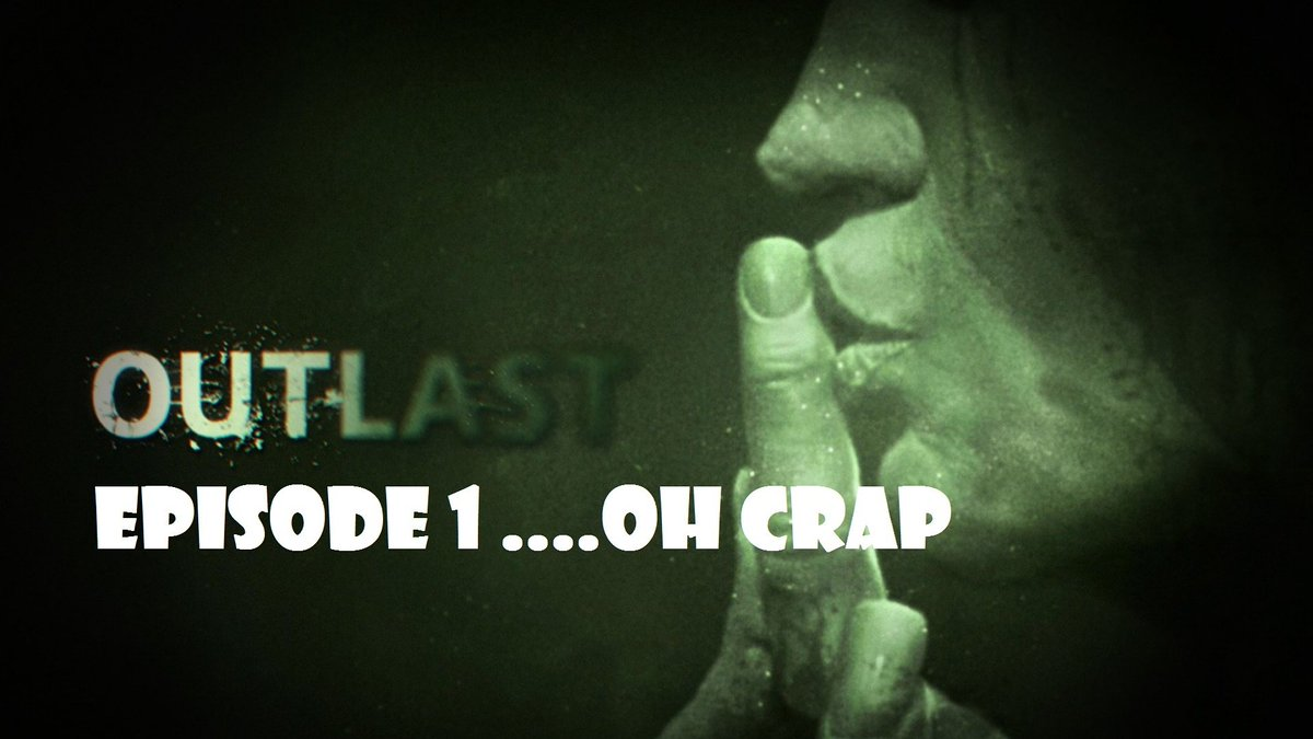 Outlast ep. one released on my YouTube channel. Check it out  https:// youtu.be/IAbXknmeB98  &nbsp;   #gaming #scary #scared #creepy #evil #YouTube #Youtuber<br>http://pic.twitter.com/mMPsOOenQE