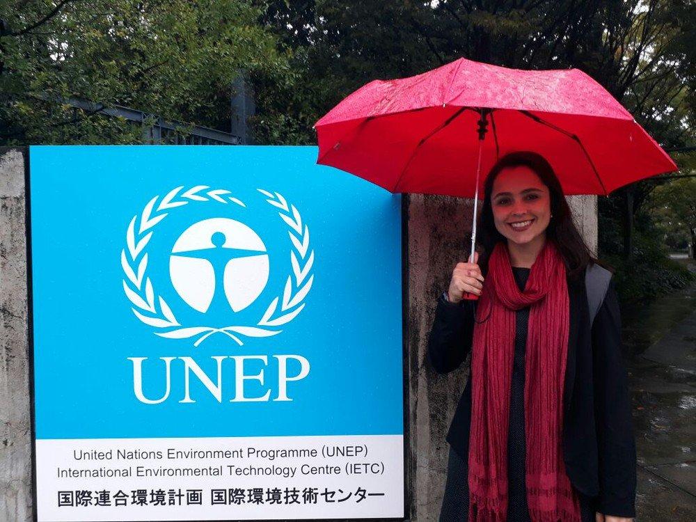 Brasileira leva projeto de sucesso de gestão do lixo para encontro da ONU https://t.co/dtjeiD5ZgM #G1