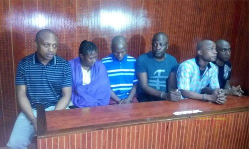 Alleged kidnap kingpin, Chukwudumeme Onwuamadike, simply known as Evans, appeared before Lagos State High Court in Igbosere for 2nd arraignment.