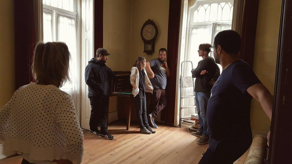 3 Days till shoot!!! Set is looking great but still making final decissions #onlocation #film #setdesign #whispers #awoken #horror #creepy #onSet #filmmaking #director #DOP #porto #portugal #international #london #uk<br>http://pic.twitter.com/YREWyr9l9M