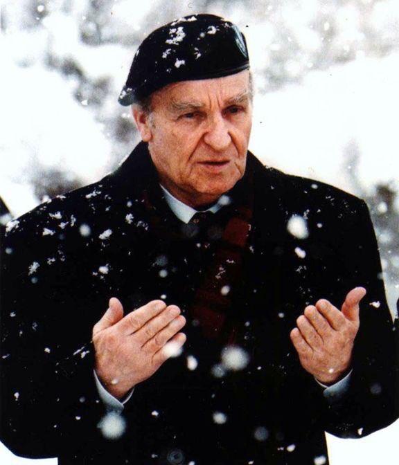 Çağımızın Bilge Lideri Aliya İzzetbegoviç'i ölüm yıldönümünde rahmetle...