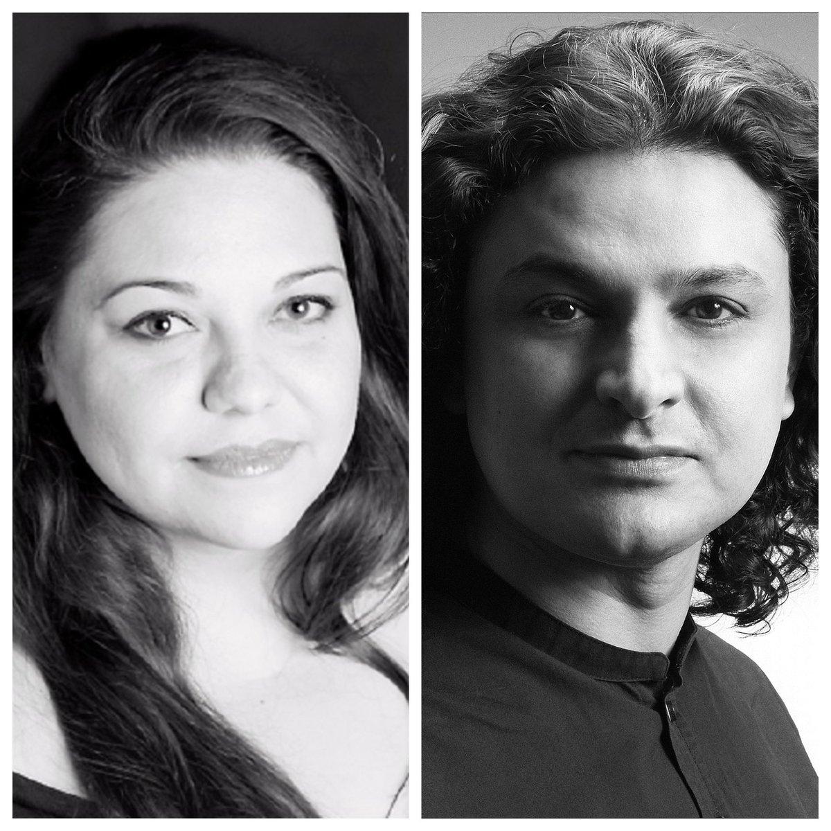 RT @musiespana María Luisa Corbacho y @AlfredoGarciabr con @OSPAcom en el Concierto Extraordinario de la entrega de los @premiospa. https://t.co/Pu6xlqQ3xt