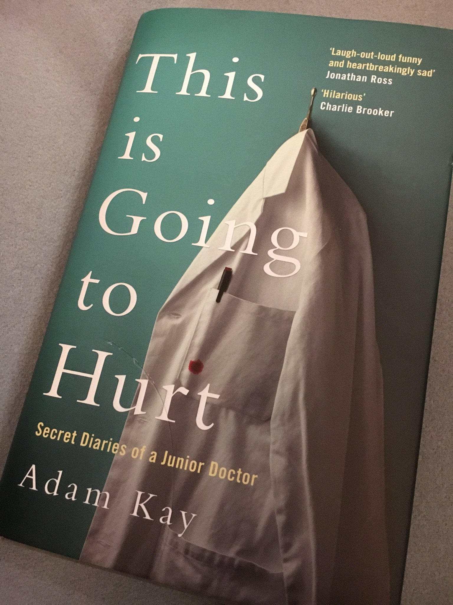Excited to get this book by @amateuradam and — OMG, the first page I turn to: https://t.co/2pPEVLiEfi