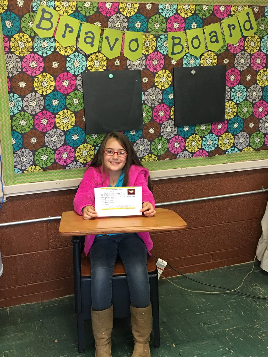 Destiny ROARed her way to this weeks Positive Office Referral! Way to go! #RESroars #POR <br>http://pic.twitter.com/Mf4gnN6c7d
