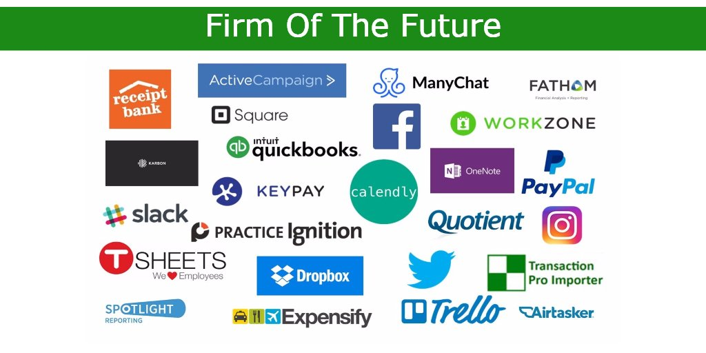 Our firm! Integration at it&#39;s best plus they keep getting better. Thank you app partners. #QBFirmOfTheFuture #Apps  https:// intuit.promo.eprize.com/firmofthefutur e2017/ &nbsp; … <br>http://pic.twitter.com/KzZ5StjZCw