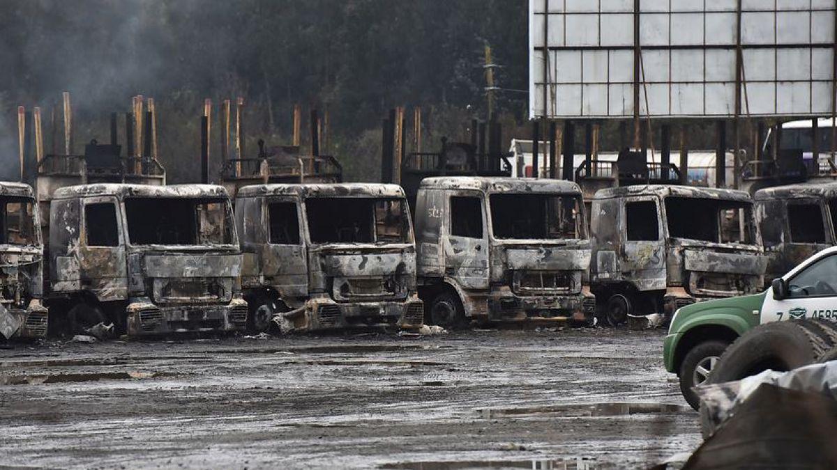 🔹 Operación Huracán: Corte Suprema ordena liberar a los ocho formaliza...