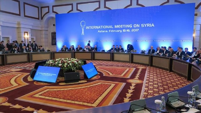 #Astana #meeting on #Syria to be held on...