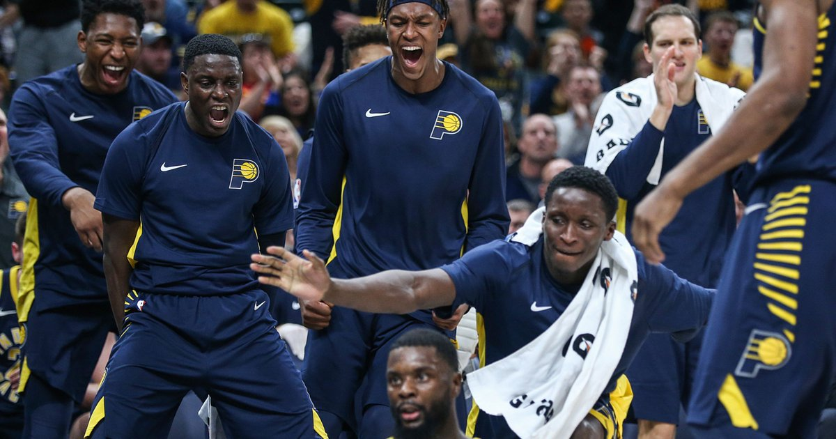 Indiana Pacers top Brooklyn Nets in season opener https://t.co/CHm1Q1gtJS