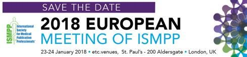 Join us for the Roundtable Sessions at #ISMPP 2018 European Meeting, 23-24 Jan. 7 new topics introduced! Learn more!  https:// buff.ly/2yqfZkl  &nbsp;  <br>http://pic.twitter.com/UHANTxhb6t