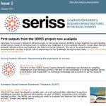 Our regular newsletter will keep you up to date with all SERISS developments as the project progresses https://t.co/MKbaNtN8GN