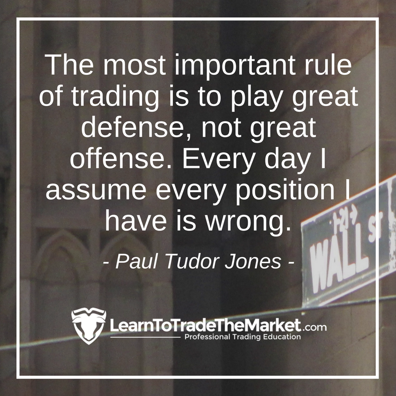 Legendary Trader Paul Tudor Jones Says &quot;Assume Every Position (Trade) I Have Is Wrong&quot; #trading #forex #forextrading #fx #fxtrading #money<br>http://pic.twitter.com/2BXKyKZmhw