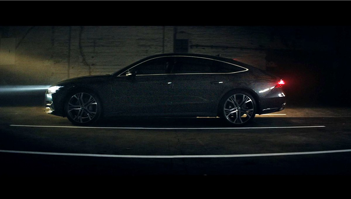 Anticipate the new day. The brand new #AudiA7. https://t.co/uYroGxTC2H