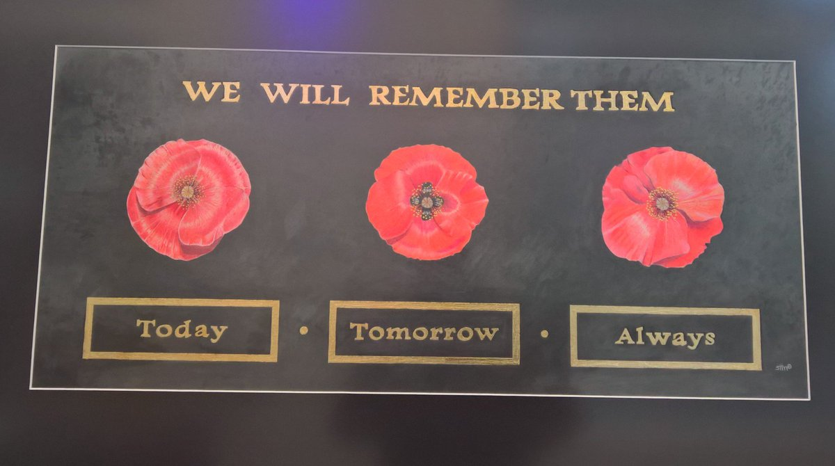 Today Tomorrow and Always #remembrance #royalbritishlegion #bynghouse #service #support #poppy<br>http://pic.twitter.com/kVWuH0VZl0