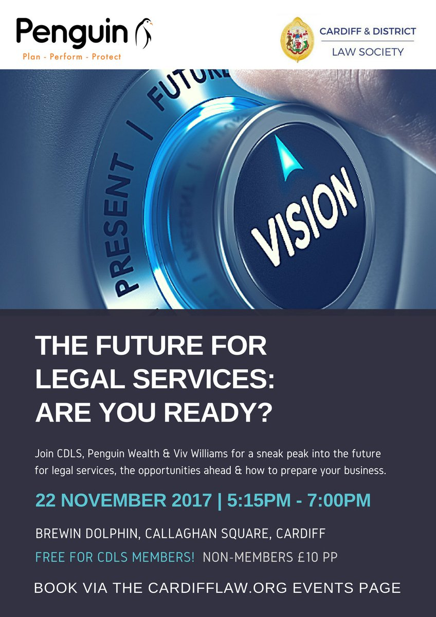 For Legal Services Event With Penguin FREE CDLS Members Book Now Cardifflaworg Homephppage Id136event Id55actionviewevent
