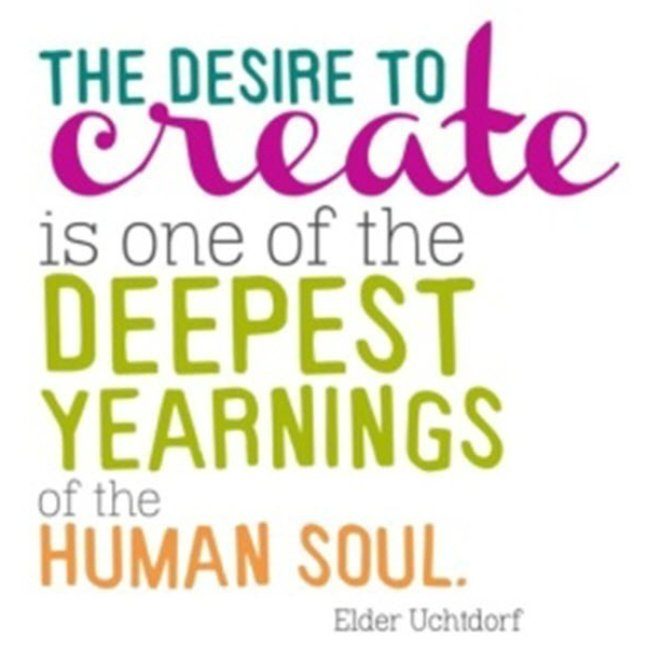 The desire to create is one of the deepest yearnings of the human soul - #mybrandwebsites #websites #creative<br>http://pic.twitter.com/VtWzvoL880