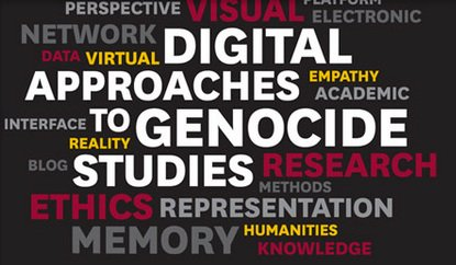 #digitalhumanities @USCShoahFdn Don&#39;t miss 10/23-24 Digital Approaches to Genocide Studies conference. Register here: https:// sfi.usc.edu/cagr/conferenc es/2017_international/register &nbsp; … <br>http://pic.twitter.com/UhWIrWzYY8